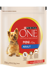 Ração Seca Purina ONE Mini Adult