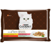 Gourmet® A La Carte Receitas do Chef Frango 4x85g
