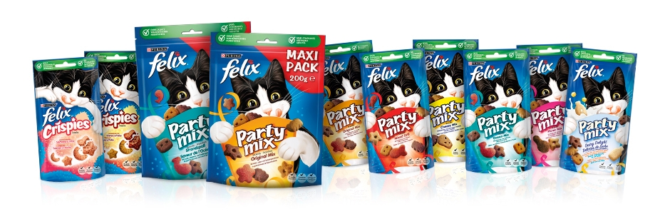 Gama Gato PURINA FELIX Snacks
